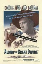 Along the Great Divide 1951 DVD - Kirk Douglas / Virginia Mayo